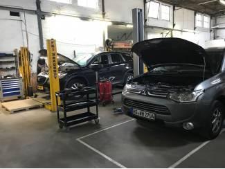 Mercedes turbo met plaatsing en 2 jaar garantie