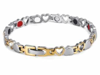 Accessoires Dames magneet armbanden voor een gezonder leven