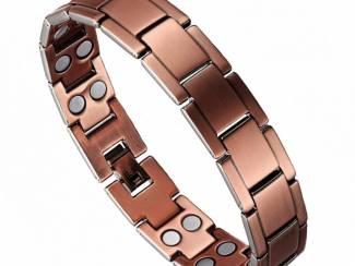 Accessoires Heren magneet armbanden voor een gezonder leven