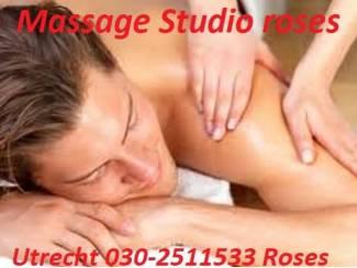 Utrecht massage studio roses actie op ero en b2b massage.