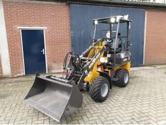 Bouwmachines Nando Lader NL906 loader NIEUWE LOADER