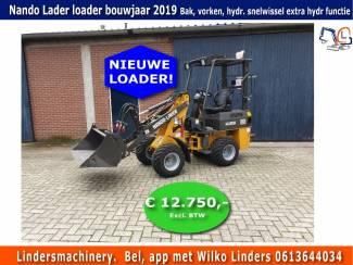 Nando Lader NL906 loader NIEUWE LOADER