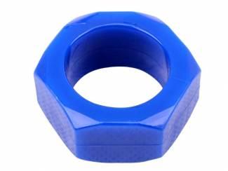 Blauwe Nut C-ring