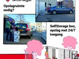 SelfStorage box opslagruimte opslag huren Deventer