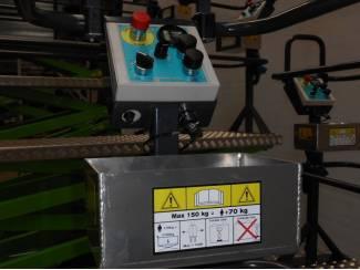 Tuinbouw Hoge elektrokarren voor tijdelijk werk te huur