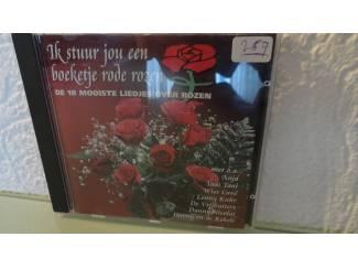 Liedjes over rode rozen, Nr 259 - GEEN VERZENDKOSTEN
