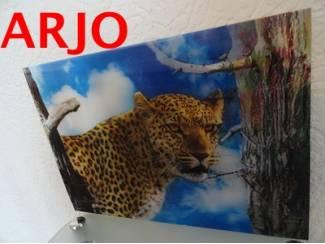 Drie D poster - Luipaard print nr 96 - GEEN VERZENDKOSTEN