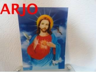 Drie D poster - Jezus print nr 84 - GEEN VERZENDKOSTEN
