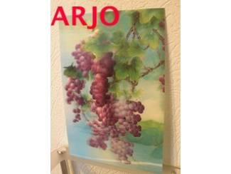 Ansichten, Prenten en Kaarten Drie D poster - Druiven print nr 11 - GEEN VERZENDKOSTEN