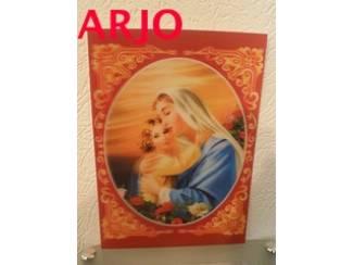 Drie D poster - Maria print nr 26 - GEEN VERZENDKOSTEN