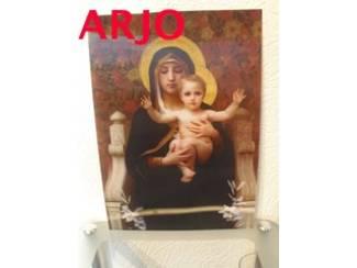 Drie D poster - Maria print nr 18 - GEEN VERZENDKOSTEN