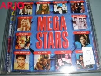 MEGASTARS - ORGINELE CD, NR 9 - GEEN VERZENDKOSTEN