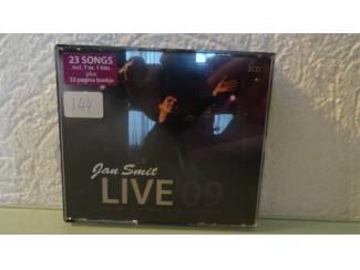 Jan Smit Live'09, Nr 144 - GEEN VERZENDKOSTEN