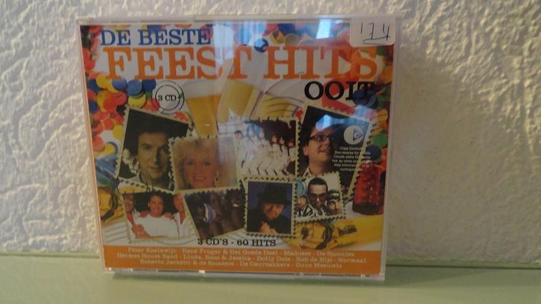 De Beste Feest hits ooit, Nr 174 - GEEN VERZENDKOSTEN