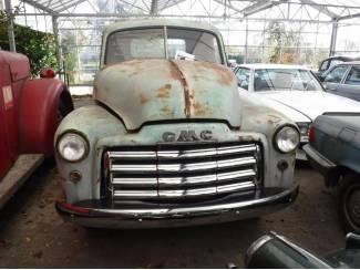 GMC Pick-Up '53 (voor restauratie!)