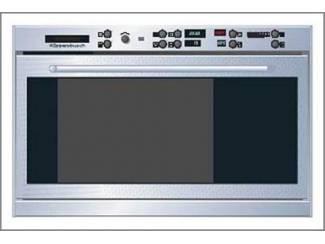 Hetelucht- Stoomoven Showroom Küppersbusch 6800.0 RVS, Nu  359,-