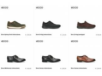 Ecco schoenen in de SALE