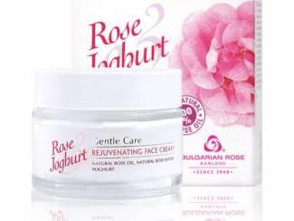 Rejuvenating Face Cream Rose Joghurt | ABOUT the ROSE