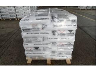 Sodium hydroxide, caustic soda 1000 kg, vlokken