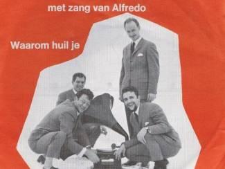 Vinyl Heel veel Nederlandese 45 toeren singles