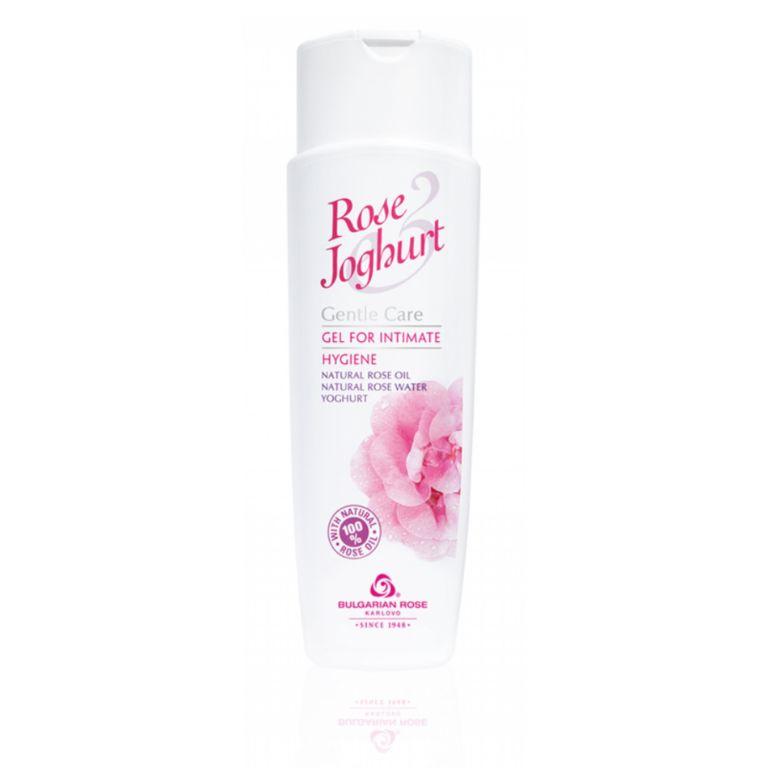 Gel For Intimate Hygiene Rose Joghurt | ABOUT the ROSE