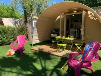 Vakantie onder de zon op Camping Club l'Air Marin