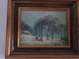 Kunst | Schilderijen Prachtig schilderij