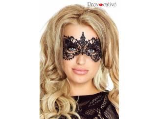 Party Masker Zwart - One Size