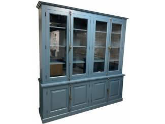 Buffetkast Alkmaar blauw 225 x 50/40 x 230cm espagnole?