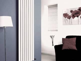 Sanifun design radiator Boston 200 x 55 Wit.