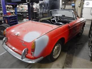 Fiat Fiat Osca 1500 Spider  1962 (to restore!!)