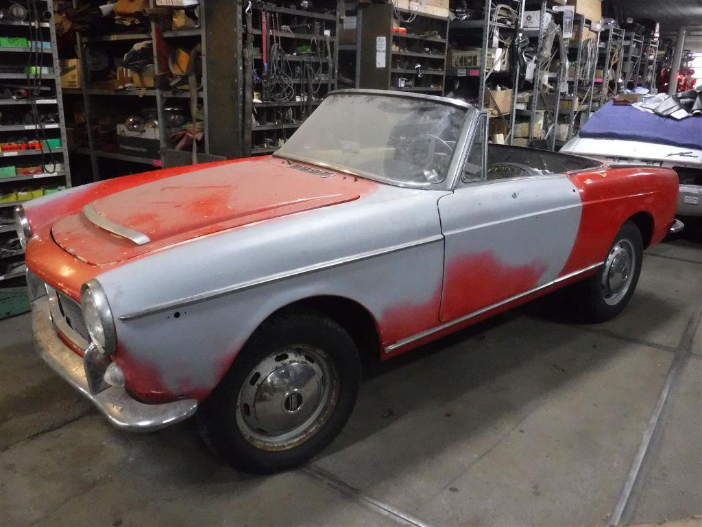 Fiat Osca 1500 Spider  1962 (to restore!!)