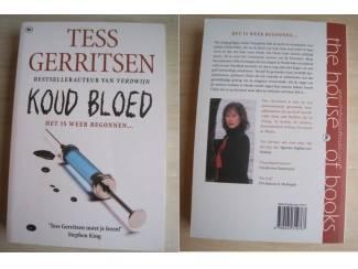 308 - Koud bloed - Tess Gerritsen