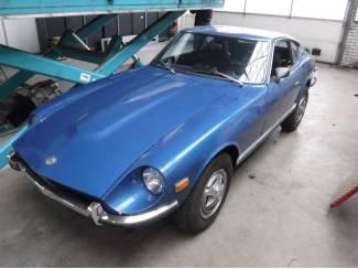 Dastun 240Z blauw 1971
