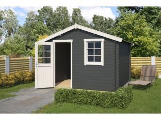 Tuinhuis-Blokhut Wels 3 (1012846): 320x320 cm