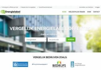 Offertes vergelijken van energielabels voor bedrijfspanden