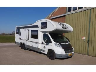 Knaus Sun Traveller 800 DG Exclusive Camper Bj.'10 In.NW.Staat