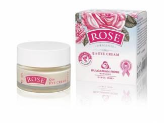 Q10 Eye Cream Rose Original | ABOUT the ROSE | Rozen cosmetica