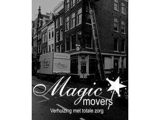 Verhuizen!? Magic Movers voor uw verhuizing met totale zorg