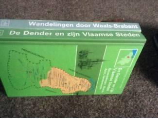 Wandeling door Waals Brabant ,de Dender,Vlaamse steden