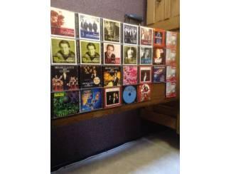 21 cd muziek van bekende zangers ( 253 LIEDJES )
