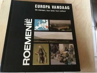 Boek van Roemenië ;Europa vandaag; Een aanrader ,prachtig land