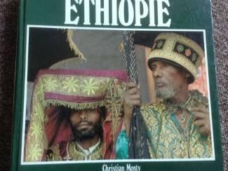 Boek i/h Frans van ETHIOPIE met illustraties,foto,prachtig boek