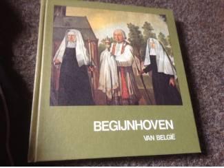 Abdijen en begijnhoven van Belgie ( 5 BOEKEN )