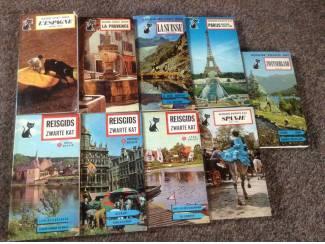 Reisgidsen van verschillende steden ,Belgie & Europa