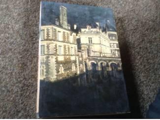 Boek ;De Fraaiste Kastelen v/d Loire PRACHTIGE GEBOUWEN met stijl
