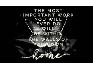 Thuiswerk/extra inkomen/tijd nuttig besteden........