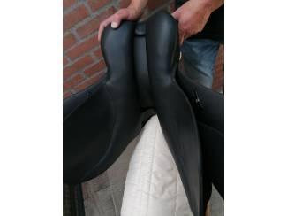 Paarden | Toebehoren Net zwart wintec 2000 zadel incl spullen.
