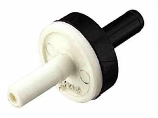 Vacuum anti-retourklep