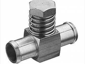 Afsteller rond 16x16 mm (r. 13 mm inwendig)
